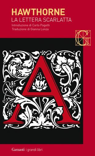 copertina La lettera scarlatta