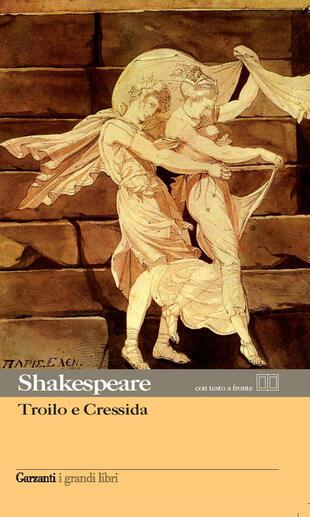 copertina Troilo e Cressida