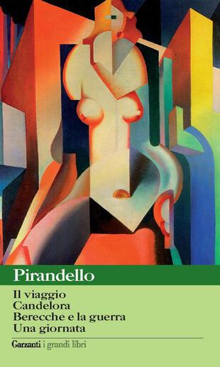 copertina Il viaggio - Candelora - Berecche e la guerra - Una giornata