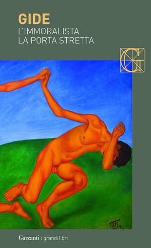 copertina L'immoralista - La porta stretta