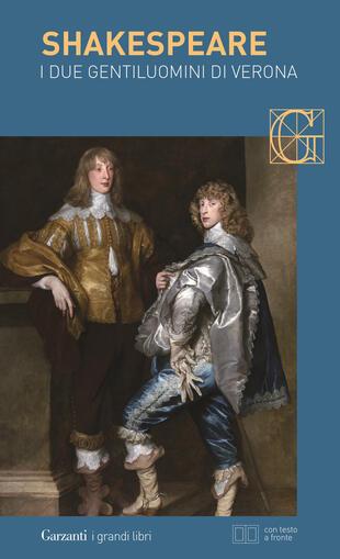 copertina I due gentiluomini di Verona