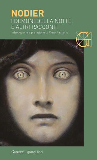 copertina I demoni della notte e altri racconti