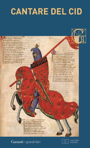 copertina Cantare del Cid