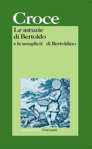 copertina Le astuzie di Bertoldo e le semplicità di Bertoldino