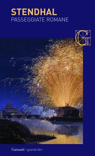 copertina Passeggiate romane