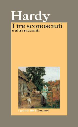 copertina I TRE SCONOSCIUTI E ALTRI RACCONTI