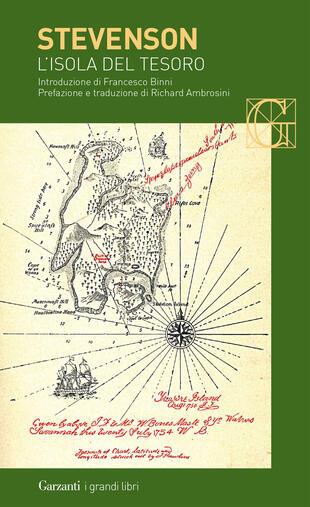 copertina L'isola del tesoro