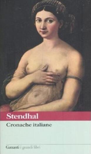 copertina Cronache italiane