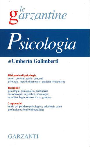 copertina Psicologia