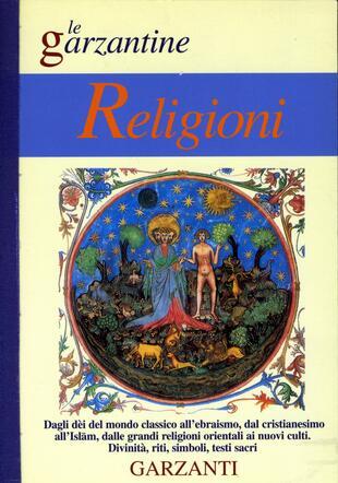 copertina Religioni