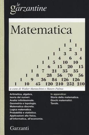 copertina Matematica