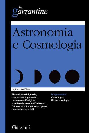 copertina Astronomia e cosmologia