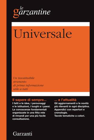 copertina Universale