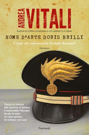 copertina Nome d'arte Doris Brilli