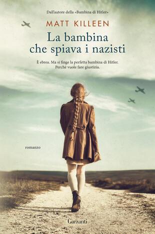 copertina La bambina che spiava i nazisti