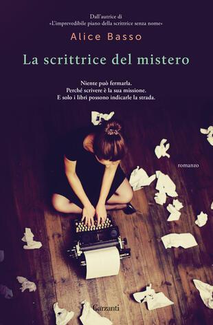 copertina La scrittrice del mistero