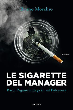 copertina Le sigarette del manager