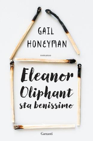 copertina Eleanor Oliphant sta benissimo