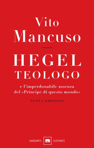 copertina Hegel teologo