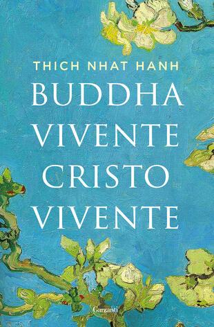 copertina Buddha vivente Cristo vivente