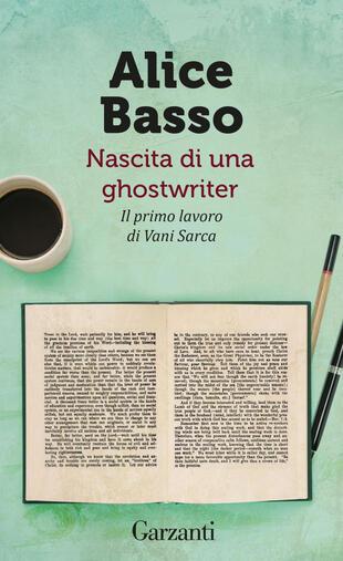 copertina Nascita di una ghostwriter