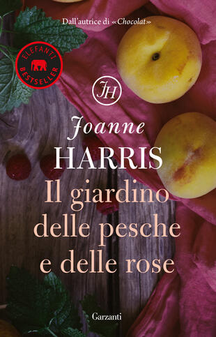 copertina Il giardino delle pesche e delle rose