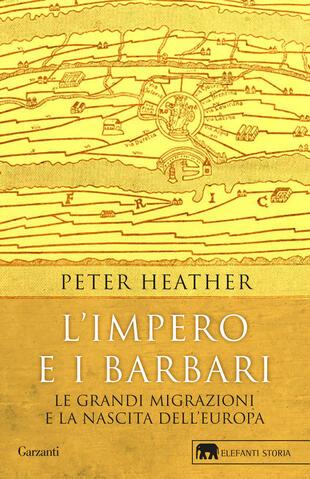 copertina L'impero e i barbari