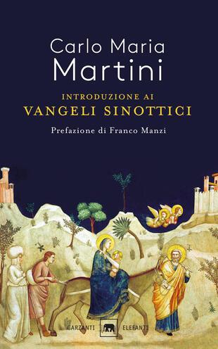 copertina Introduzione ai Vangeli sinottici