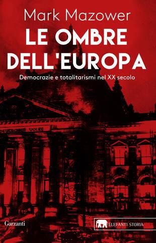 copertina Le ombre dell'Europa