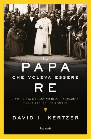copertina Il papa che voleva essere re