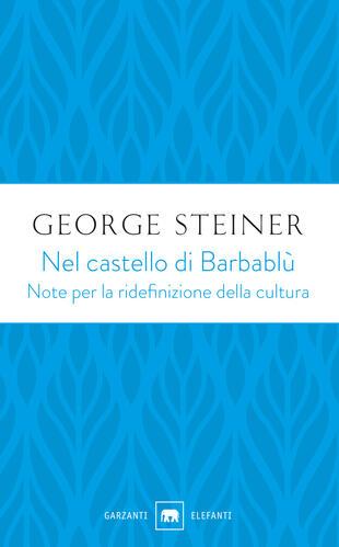 copertina Nel castello di Barbablù