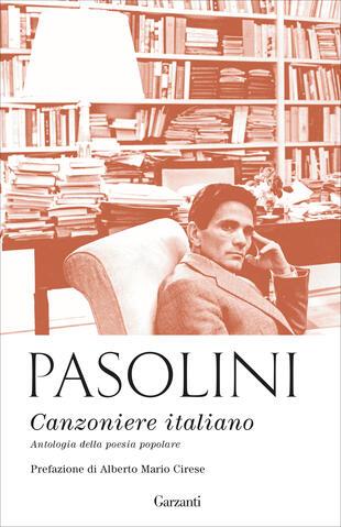 copertina Canzoniere italiano