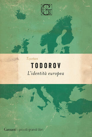 copertina L'identità europea