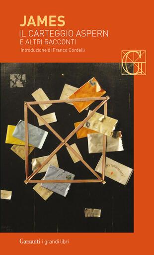 copertina Il carteggio di Aspern e altri racconti