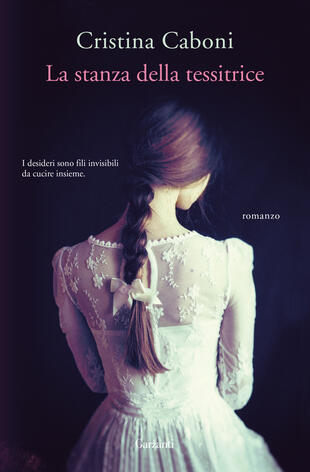 copertina La stanza della tessitrice