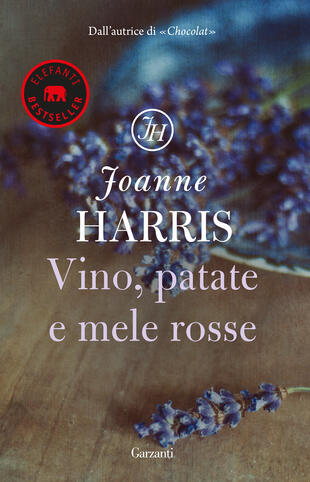 copertina Vino, patate e mele rosse