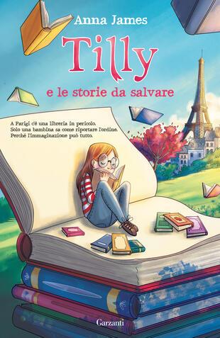 copertina Tilly e le storie da salvare