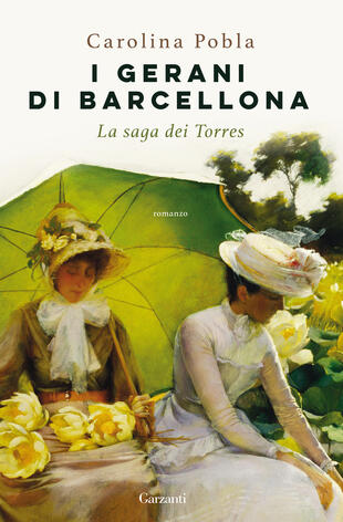 copertina I gerani di Barcellona