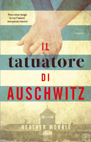 copertina Il tatuatore di Auschwitz