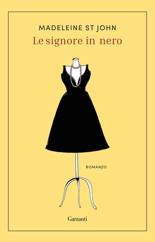copertina Le signore in nero