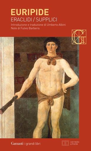 copertina Eraclidi - Supplici