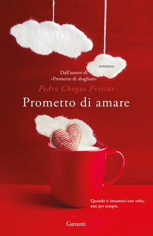 copertina Prometto di amare