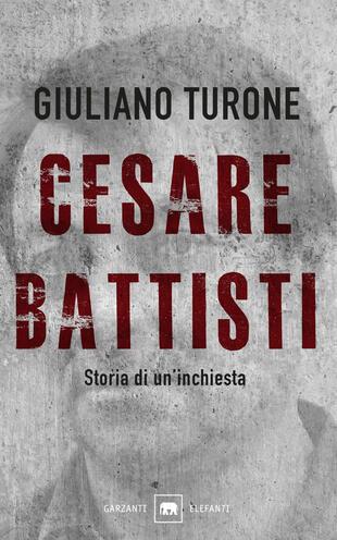 copertina Il caso Battisti