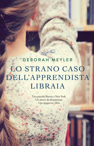 copertina Lo strano caso dell'apprendista libraia