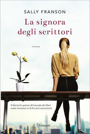 copertina La signora degli scrittori