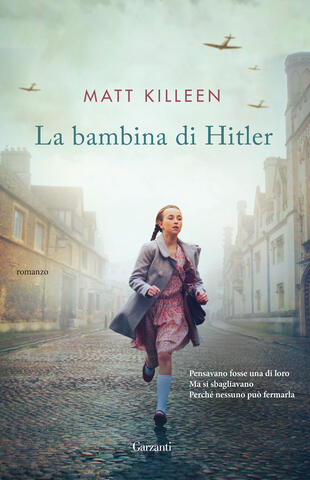 copertina La bambina di Hitler