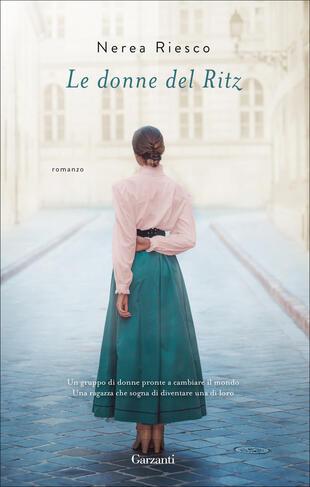copertina Le donne del Ritz