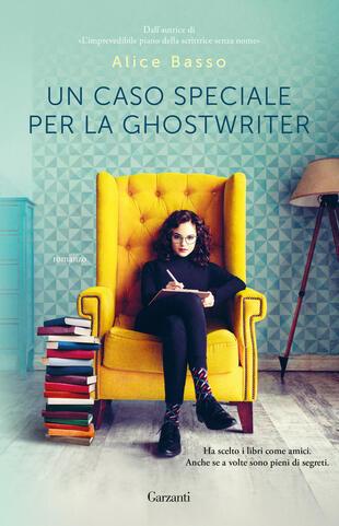 copertina Un caso speciale per la ghostwriter