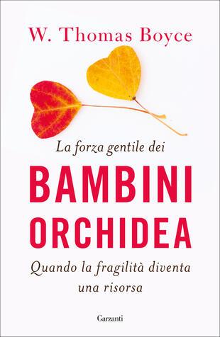 copertina La forza gentile dei bambini orchidea
