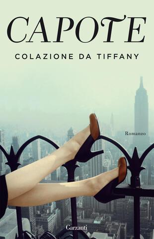 copertina Colazione da Tiffany